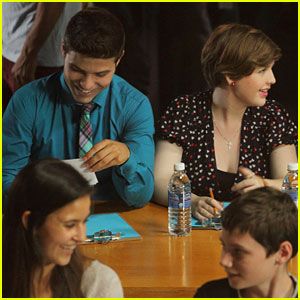 Luke Bilyk & Aislinn Paul: 'Degrassi' Returns Tonight!