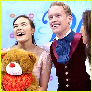 Madison Chock & Evan Bates: 2nd at US Nationals 2014!