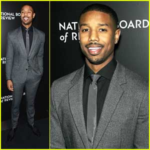 Michael B. Jordan: NBR Awards Gala 2014