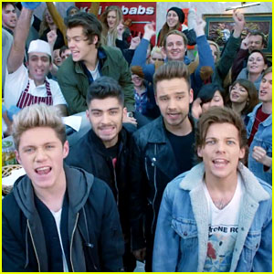 One Direction: 'Midnight Memories' Video Premiere - Watch Now!