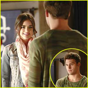 Lucy Hale: New 'Pretty Little Liars' Tonight!