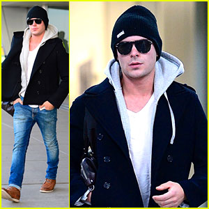 Zac Efron is Not a 'Sisterhood of the Traveling Pants' Fan!