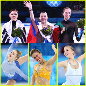 Russia's Adelina Sotnikova Wins Gold in Ladie's Free Skate; Team USA's Gracie, Ashley & Polina in Top Ten at Sochi Olympics