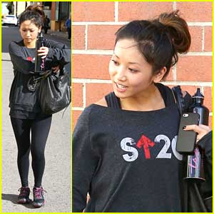 Brenda Song Wishes Seth Green Happy Birthday