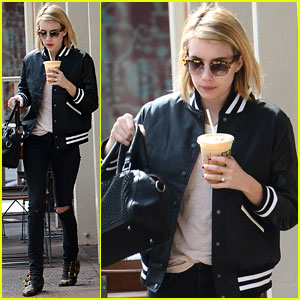 Emma Roberts: Being an Adult is Not Glamorous