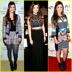 The Voice's Jacquie Lee: New York Fashion Week Fun!