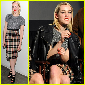 Jena Malone: 'The Wait' Screening & Q&A