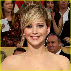 Jennifer Lawrence Set to Present at Oscars 2014!