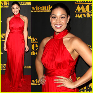 Jordin Sparks: Red Hot at Movieguide Awards!
