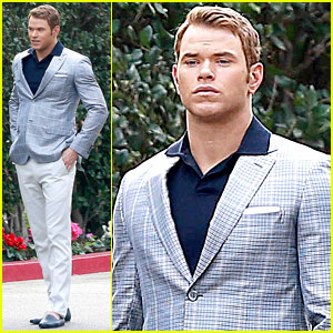 Kellan Lutz Will Don First Sustainable Tux to Oscars 2014