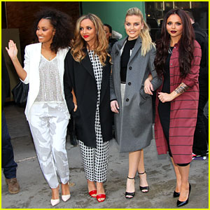 Little Mix Performs 'Move' & 'Wings' on GMA - Watch Now!