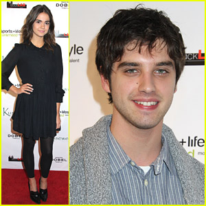 Maia Mitchell & David Lambert: Kusewera Party With A Purpose