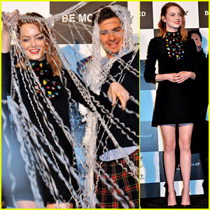Emma Stone Photos News Videos And Gallery Just Jared Jr Page 27