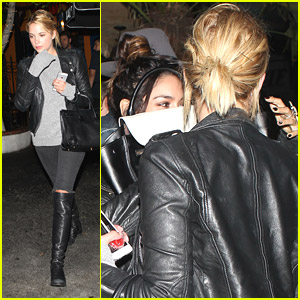 Vanessa Hudgens & Ashley Benson: 'El Compadre's To The End