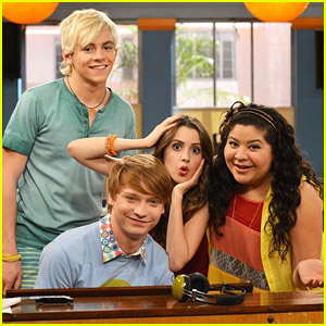 Watch Exclusive Clip From 'Austin & Ally'!