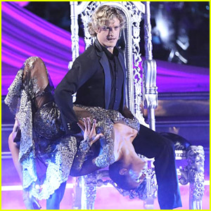 Charlie White & Sharna Burgess: Tango Pics from 'DWTS'