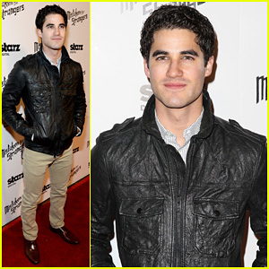 Darren Criss Steps Out For 'Mistaken For Strangers' Screening!