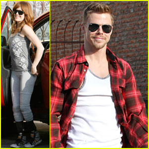 Derek Hough: 'No Complaining! Just Doing'