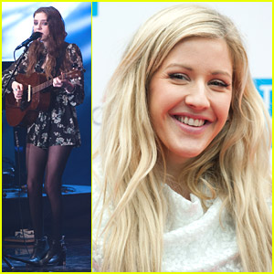 Ellie Goulding & Birdy: We Day UK Performers!