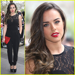 Georgia May Foote: TRIC Awards 2014
