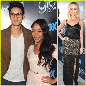 Harry Shum, Jr., Shares 100 Seconds of 'Glee' Memories