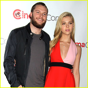 Jack Reynor & Nicola Peltz: CinemaCon Opening Night 2014