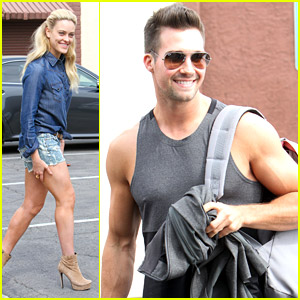 James Maslow Is He Dating Peta