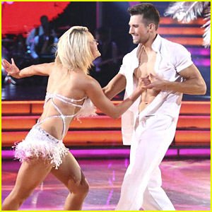 James Maslow Shows Off His Salsa Abs on 'DWTS' - See Pics Here!