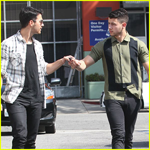 Joe Jonas Debuts 'Your Next Driver' Teaser After Lunch with Nick Jonas