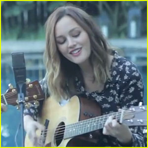 Leighton Meester Covers Fleetwood Mac - Watch Now!
