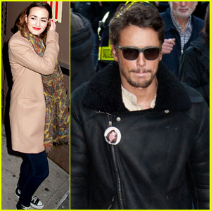 Leighton Meester & James Franco: 'Of Mice & Men' Tickets Are Selling Out Fast!
