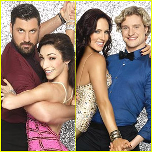 Meryl Davis & Charlie White To Take Over JJJ's Twitter & Instagram During DWTS Season 18!