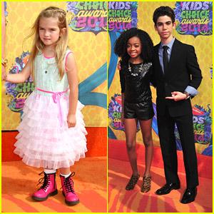 Boyce – Kids' Choice Awards 2014! | 2014 Kids Choice Awards ...