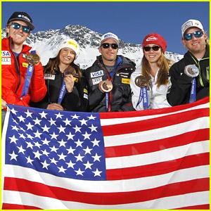 Mikaela Shiffrin, Bode Miller Take Second At World Cup Ski Finals