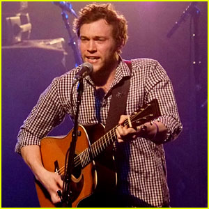 Phillip Phillips Debuts New Single 'Raging Fire' - Listen Now!