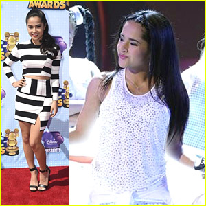 Becky G: Best New Artist at RDMAs 2014!