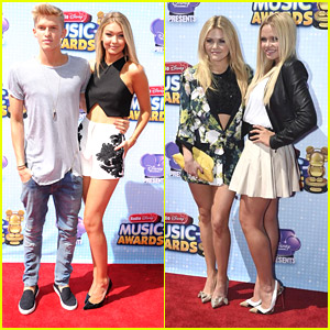Cody Simpson & Gigi Hadid Heat Up the Radio Disney Music Awards 2014