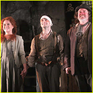 Daniel Radcliffe Previews 'Cripple of Inishmaan' on Broadway