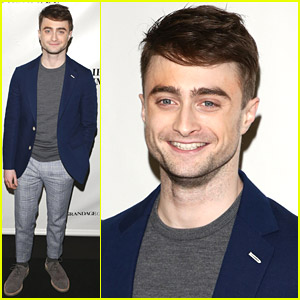 Daniel Radcliffe: 'Cripple of Inishmaan' Role Was 'Intimidating'