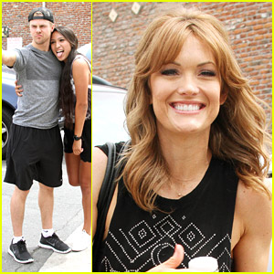 Derek Hough: Amy Purdy's A Fast Learner