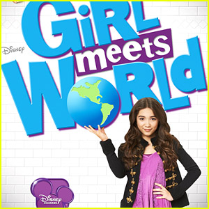 Rowan Blanchard Has Got The Whole World In Her Hands on 'Girl Meets World' Poster