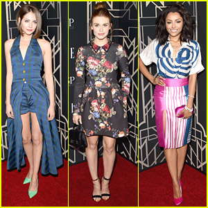 Willa Holland, Kat Graham & Holland Roden: ELLE's Women in Music 2014 Celebration