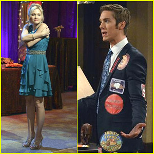 Olivia Holt Gets 'Dance Fever' on 'I Didn't Do It'