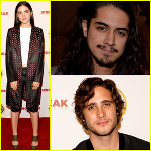 Isabelle Fuhrman, Avan Jogia & Diego Boneta Hit Up the City Year Los Angeles Event