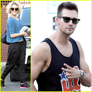 James Maslow: 'Superfan Hannah's My Good Luck Charm'