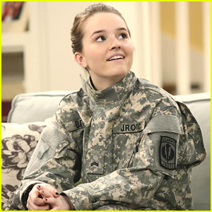 Kaitlyn Dever: West Point Bound on 'Last Man Standing'?