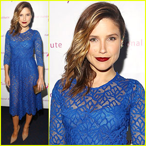 Sophia Bush Wows at National Dance Institute Gala in NYC