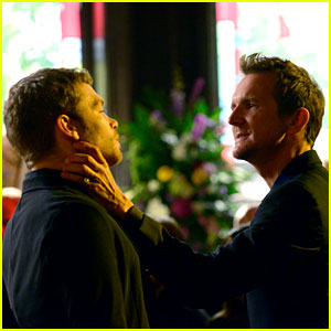Klaus Has Nightmares of Mikael on 'The Originals'