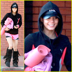 Vanessa Hudgens on Selena Gomez: 'Beautiful, Talented...'