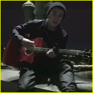 Austin Mahone Jams Out in London for 'Shadow' Music Video Teaser - Watch Now!